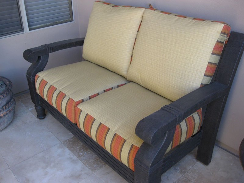 Custom Outdoor Cushions Home Furniture Design