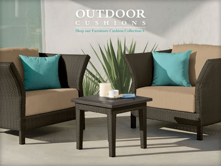 outdoor cushions content which is listed within outdoor cushions