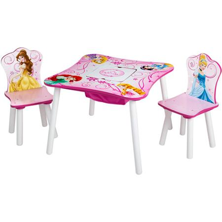Disney Princess Art Desk Home Furniture Design