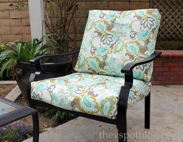 Diy Outdoor Furniture Cushions Home Furniture Design
