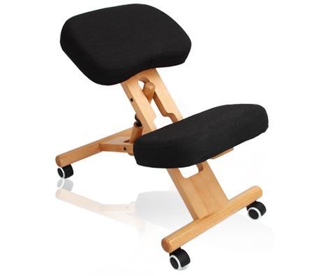 ergonomic kneeling posture office chair home furniture design. Black Bedroom Furniture Sets. Home Design Ideas