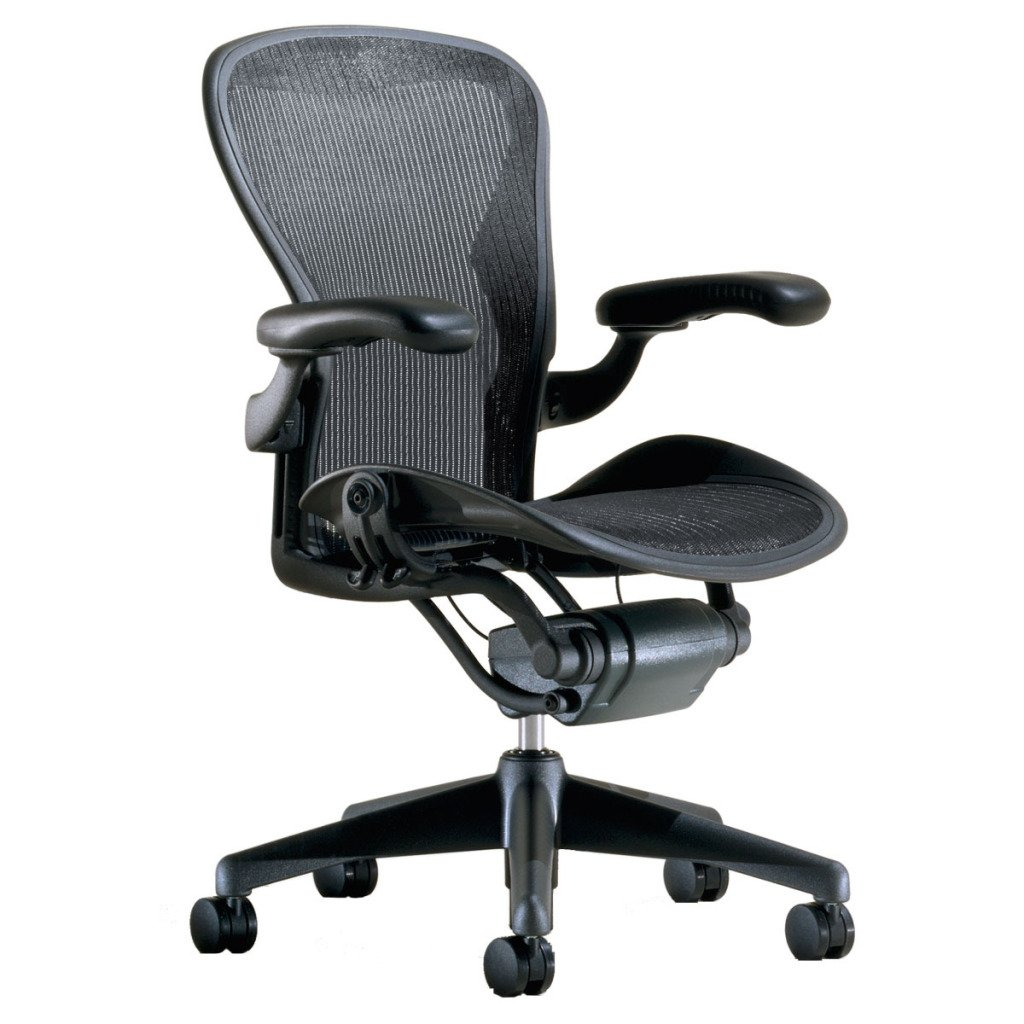 Ergonomic office chair stress free working days home for Working chair design