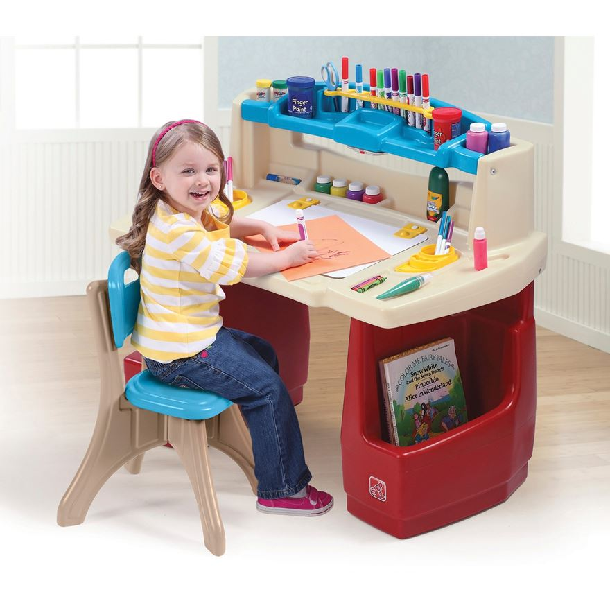 Fisher Price Art Desk Home Furniture Design