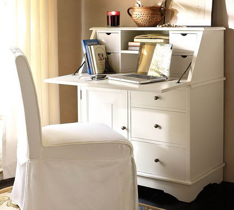 Fold Down Writing Desk Home Furniture Design