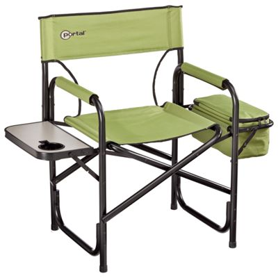 Folding Camp Chair With Side Table Home Furniture Design