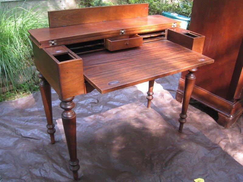 Folding Top Desk Home Furniture Design