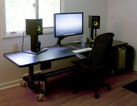 Gaming Desk Setup Home Furniture Design
