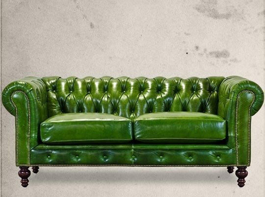 green chesterfield sofa home furniture design. Black Bedroom Furniture Sets. Home Design Ideas