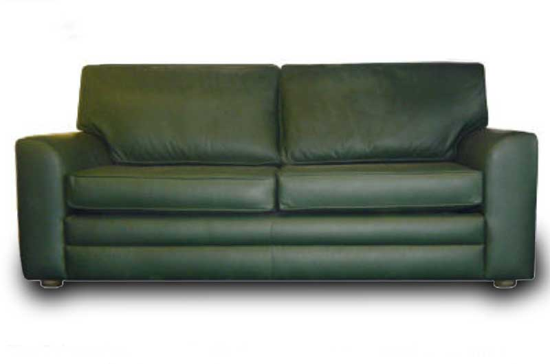 green leather sofa home furniture design. Black Bedroom Furniture Sets. Home Design Ideas