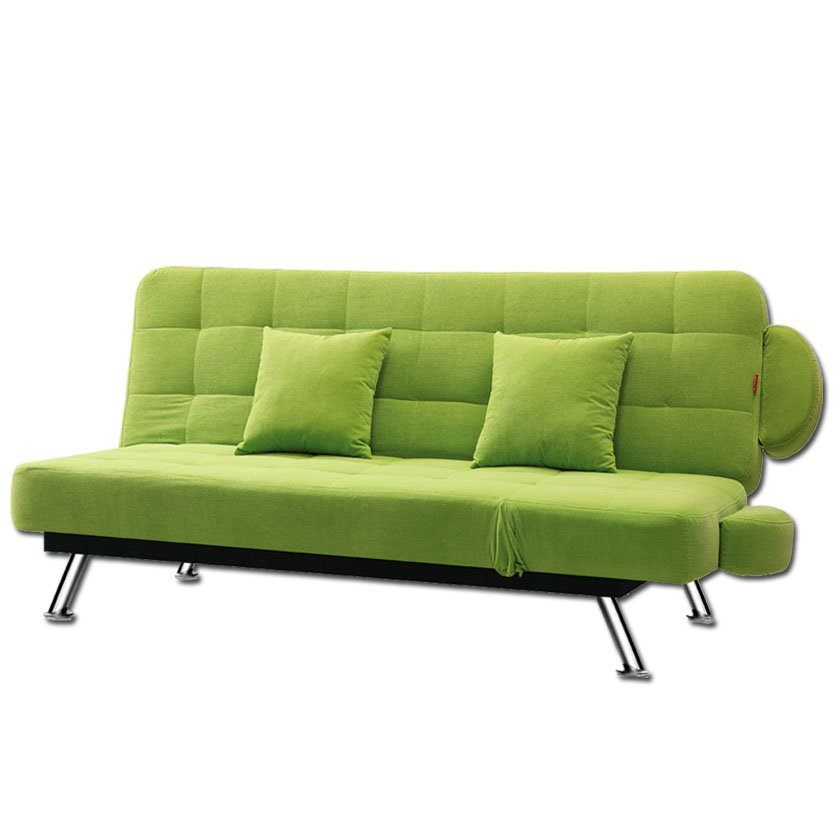 green sofa beds cheap new fabric sofa bed drinks table 3