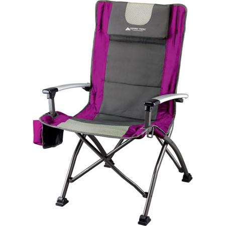 High Back Camping Chairs Folding Home Furniture Design