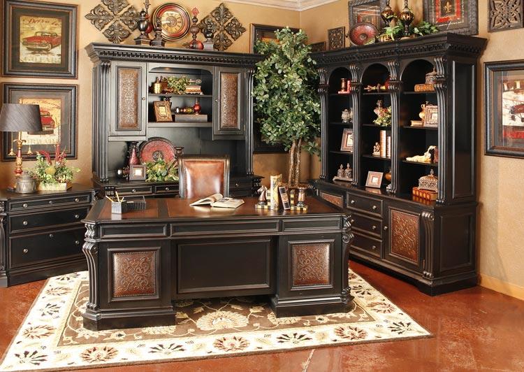 Hooker Executive Desk Home Furniture Design