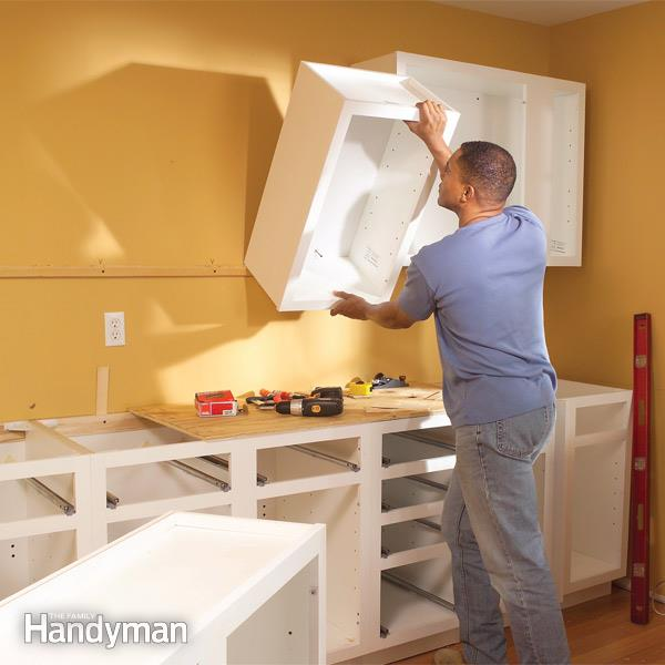 Installing Handles On Kitchen Cabinets: How To Install Kitchen Cabinet Handles