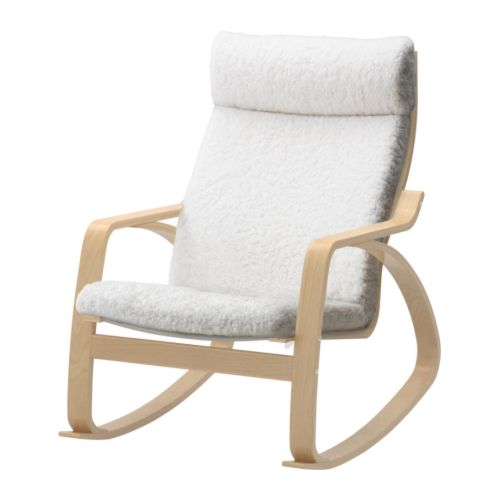 ikea rocking chair nursery home furniture design
