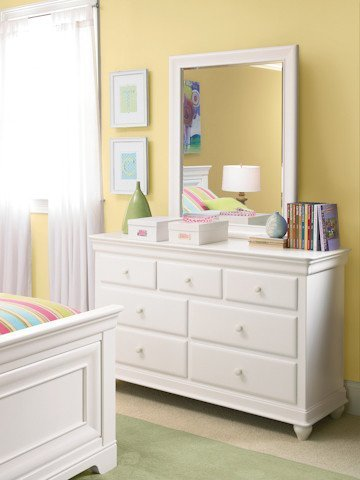 Kids Dresser With Mirror Home Furniture Design