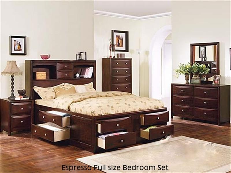 Kids full size bed sets home furniture design for Full bed sets with mattress
