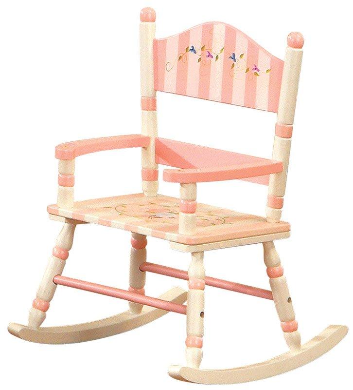 Kids Wood Rocking Chair Home Furniture Design