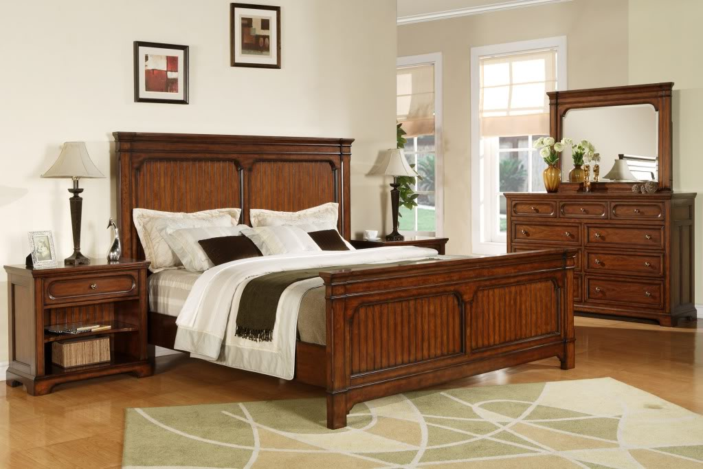 King Size Bed And Mattress Set Home Furniture Design