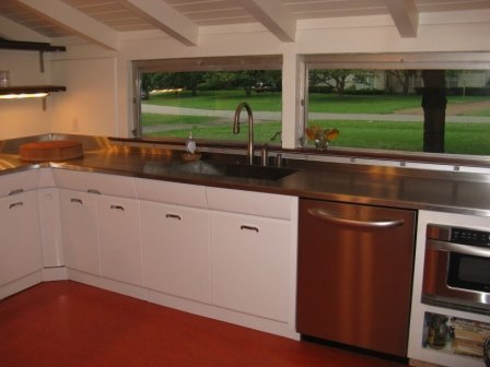 Metal kitchen cabinets manufacturers home furniture design for Kitchen manufacturers