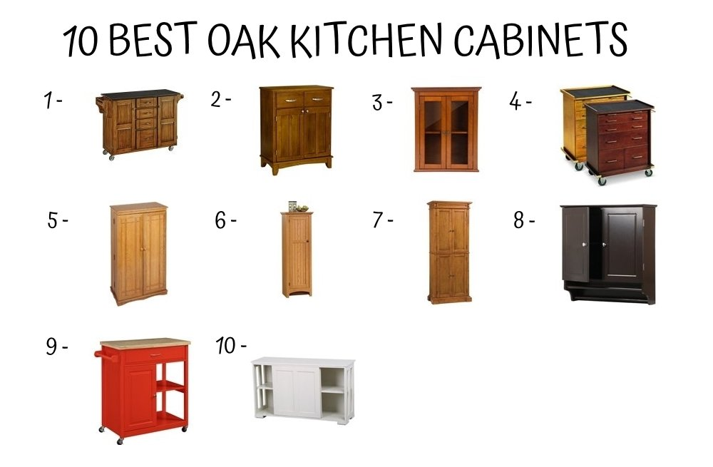 Oak kitchen cabinets home furniture design for Oak kitchen cabinets