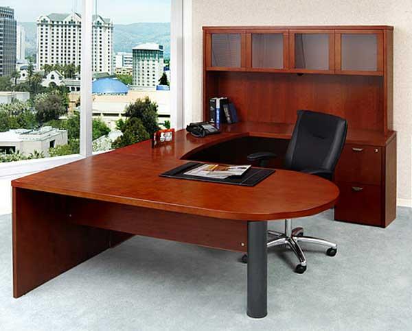 Office depot executive desk home furniture design - Office depot home office desk ...