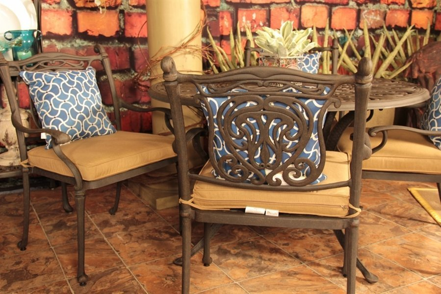 Outdoor Dining Chair Cushions Home Furniture Design