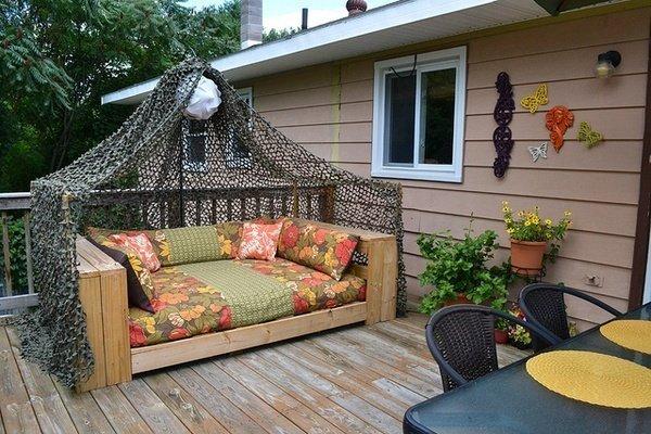 Outdoor Futon Cushion Home Furniture Design