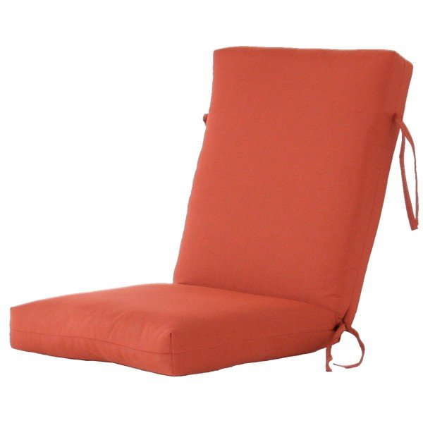Outdoor High Back Chair Cushion Home Furniture Design