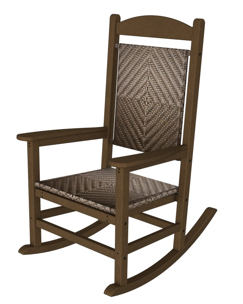 Outdoor Rocking Chair Sooth And Calm Hard Working Days Home Furniture Design