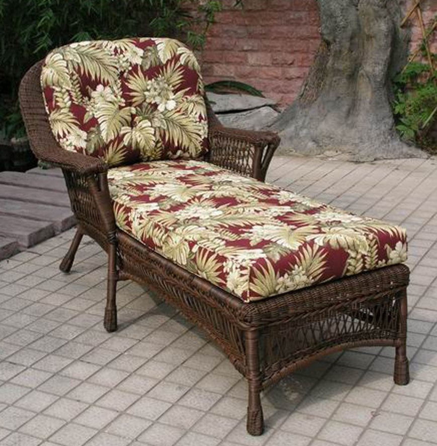 Outdoor Wicker Cushions Replacement Home Furniture Design