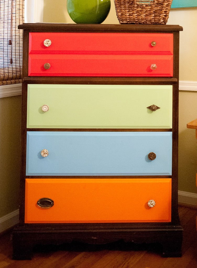 Painted Dressers For Kids Home Furniture Design