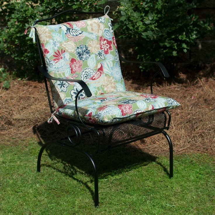 Plantation Patterns Outdoor Cushions - Home Furniture Design