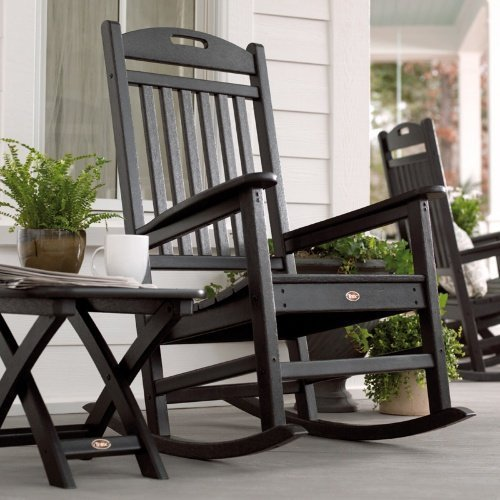 plastic outdoor rocking chairs home furniture design. Black Bedroom Furniture Sets. Home Design Ideas