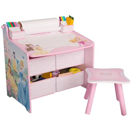 Princess Art Desk Home Furniture Design
