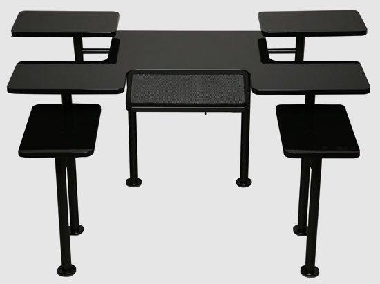 Roccaforte Gaming Desk Home Furniture Design