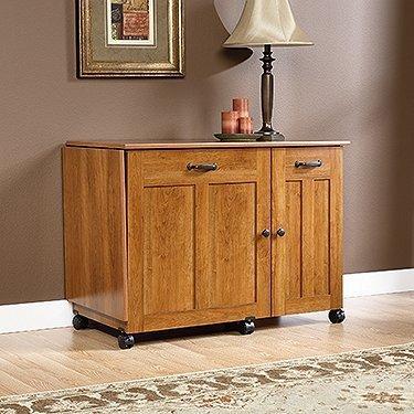Sauder Sewing Cabinet Home Furniture Design