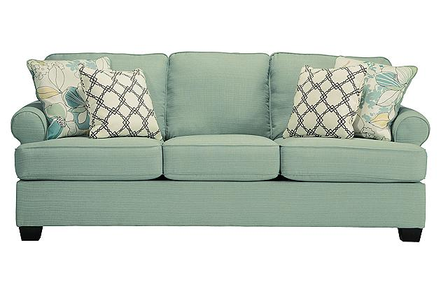 seafoam green sofa home furniture design. Black Bedroom Furniture Sets. Home Design Ideas