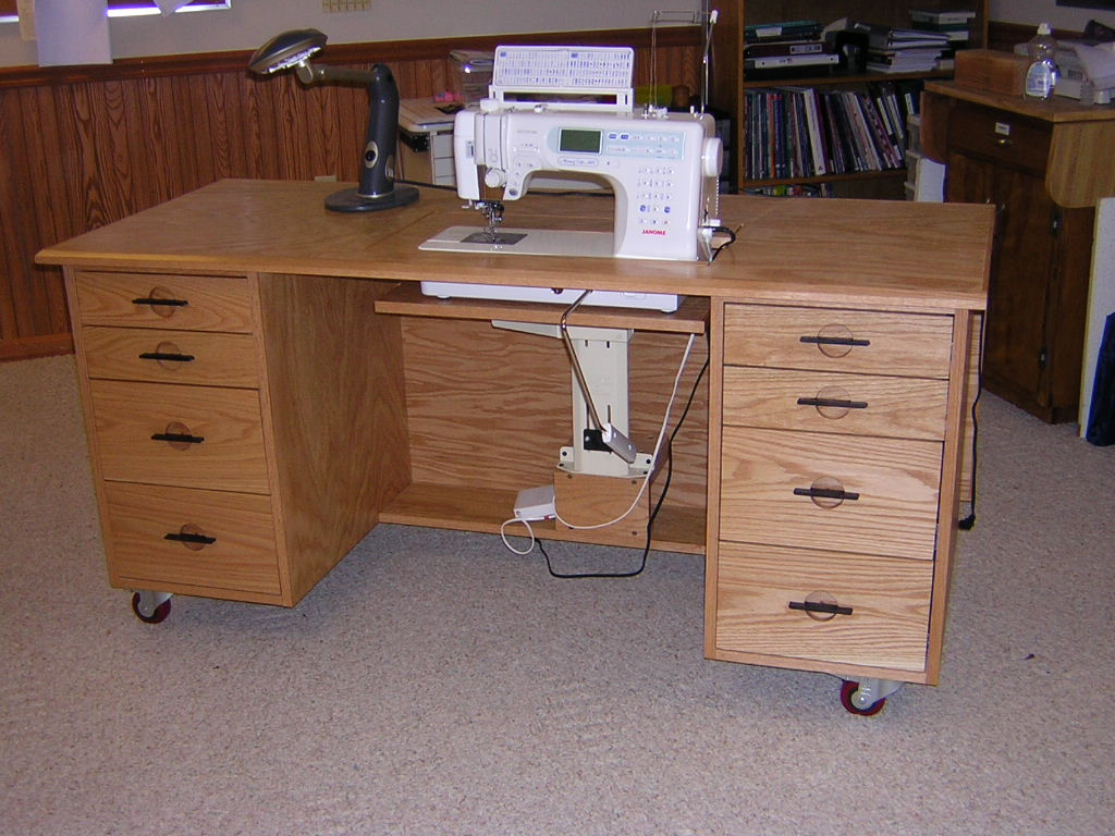 Sewing Cabinet Your Safe Way To Organize Sewing Stuff