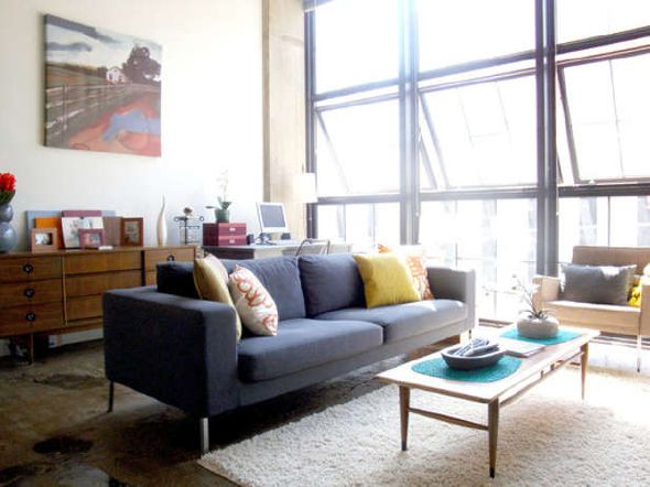 small apartment sofa home furniture design