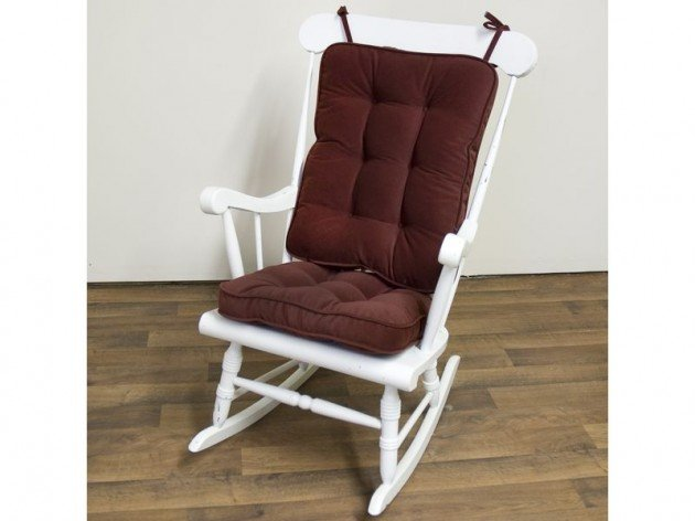 Small Wooden Rocking Chair - Home Furniture Design