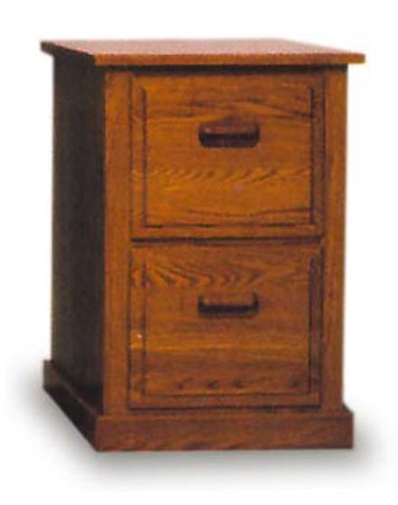 Solid wood file cabinets 2 drawer for Solid wood cabinets