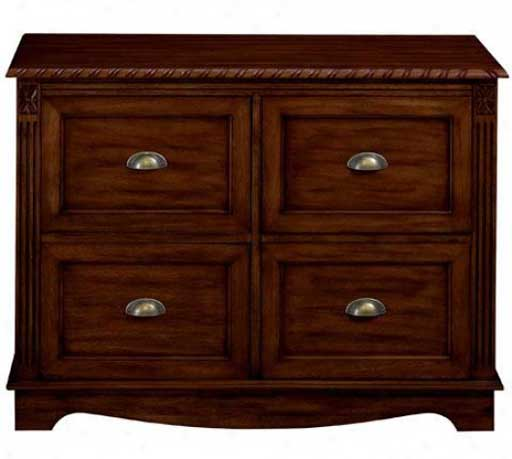 Solid Wood File Cabinet Home Furniture Design