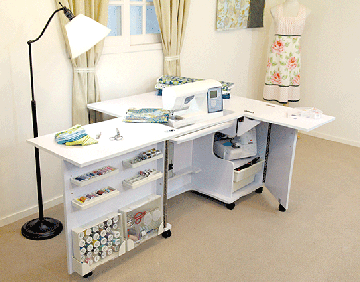 Tailor Made Sewing Cabinets Home Furniture Design