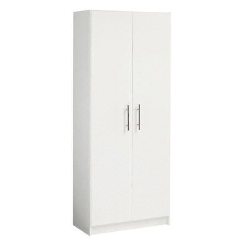 tall white storage cabinet with doors home furniture design