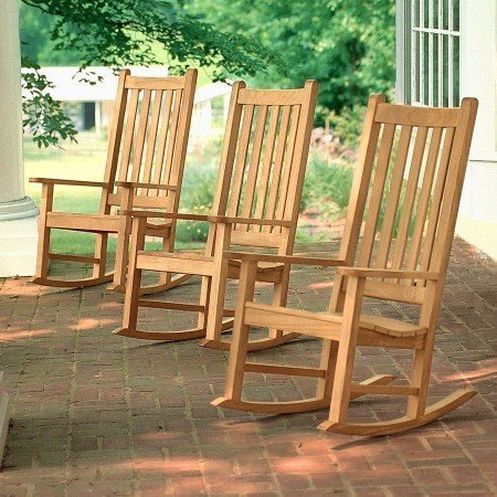 Teak Outdoor Rocking Chairs Home Furniture Design
