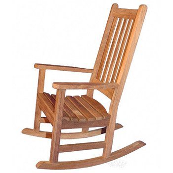 Unfinished Wooden Rocking Chairs Home Furniture Design
