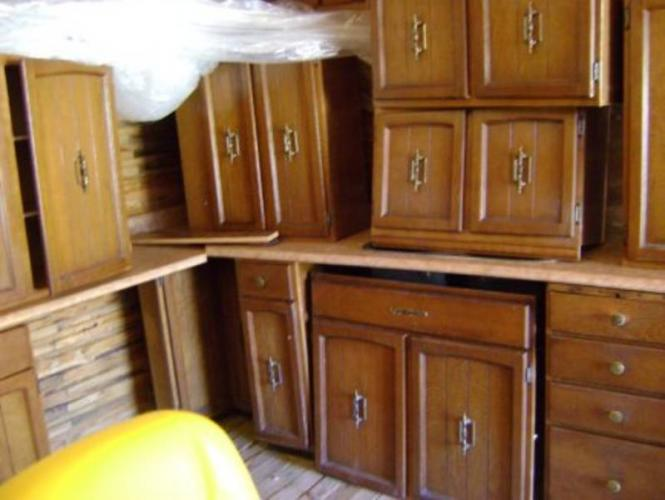 Used metal kitchen cabinets for sale home furniture design for Kitchen cabinets for sale