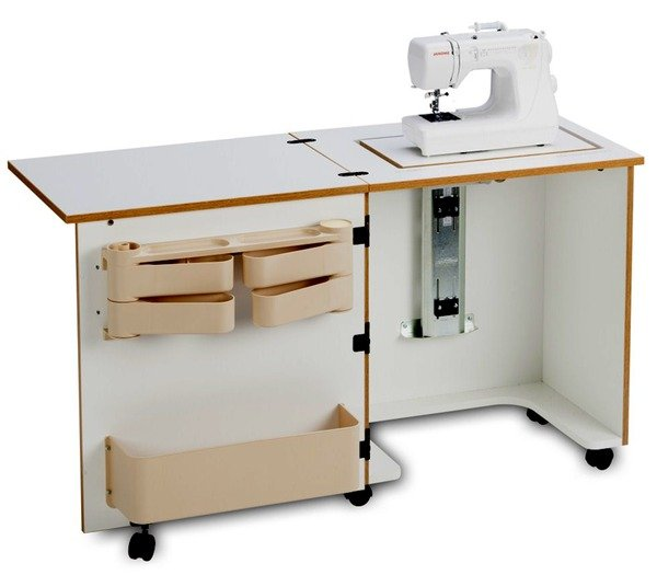 Viking Sewing Machine Cabinets Home Furniture Design