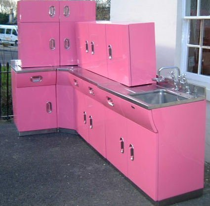Vintage metal kitchen cabinets for sale home furniture for Kitchen cabinet sets for sale