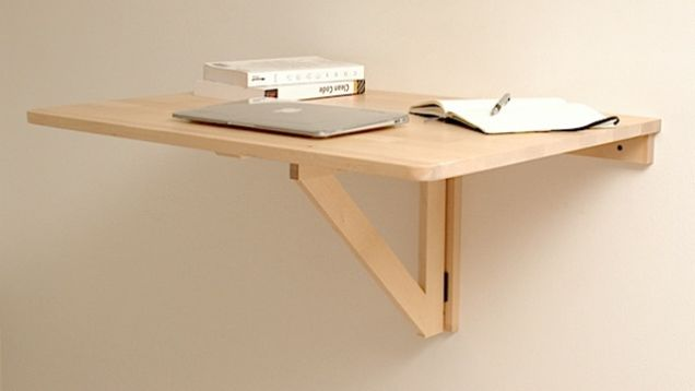 Wall Mounted Folding Desk Home Furniture Design